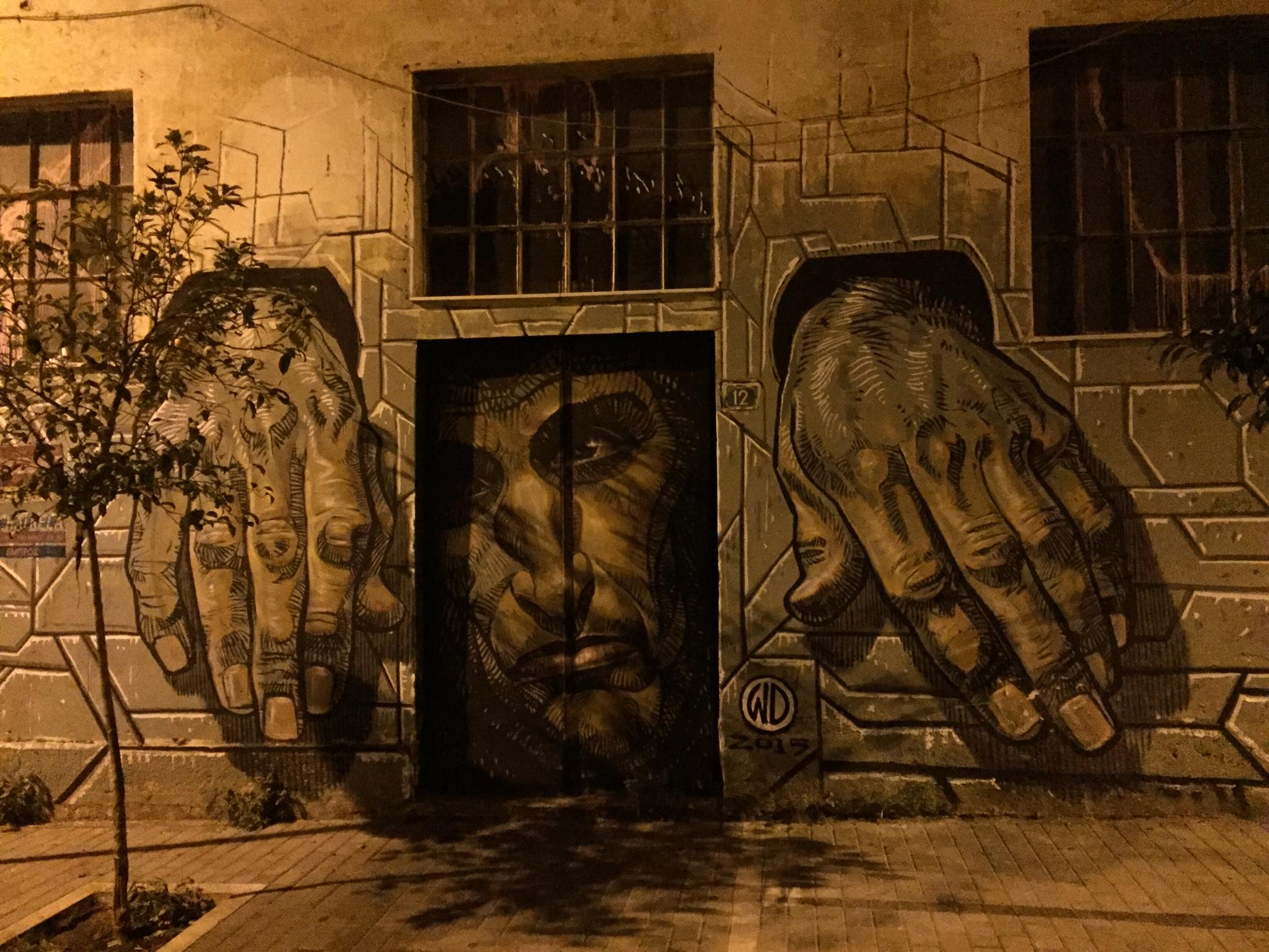 Embros graffiti 2015